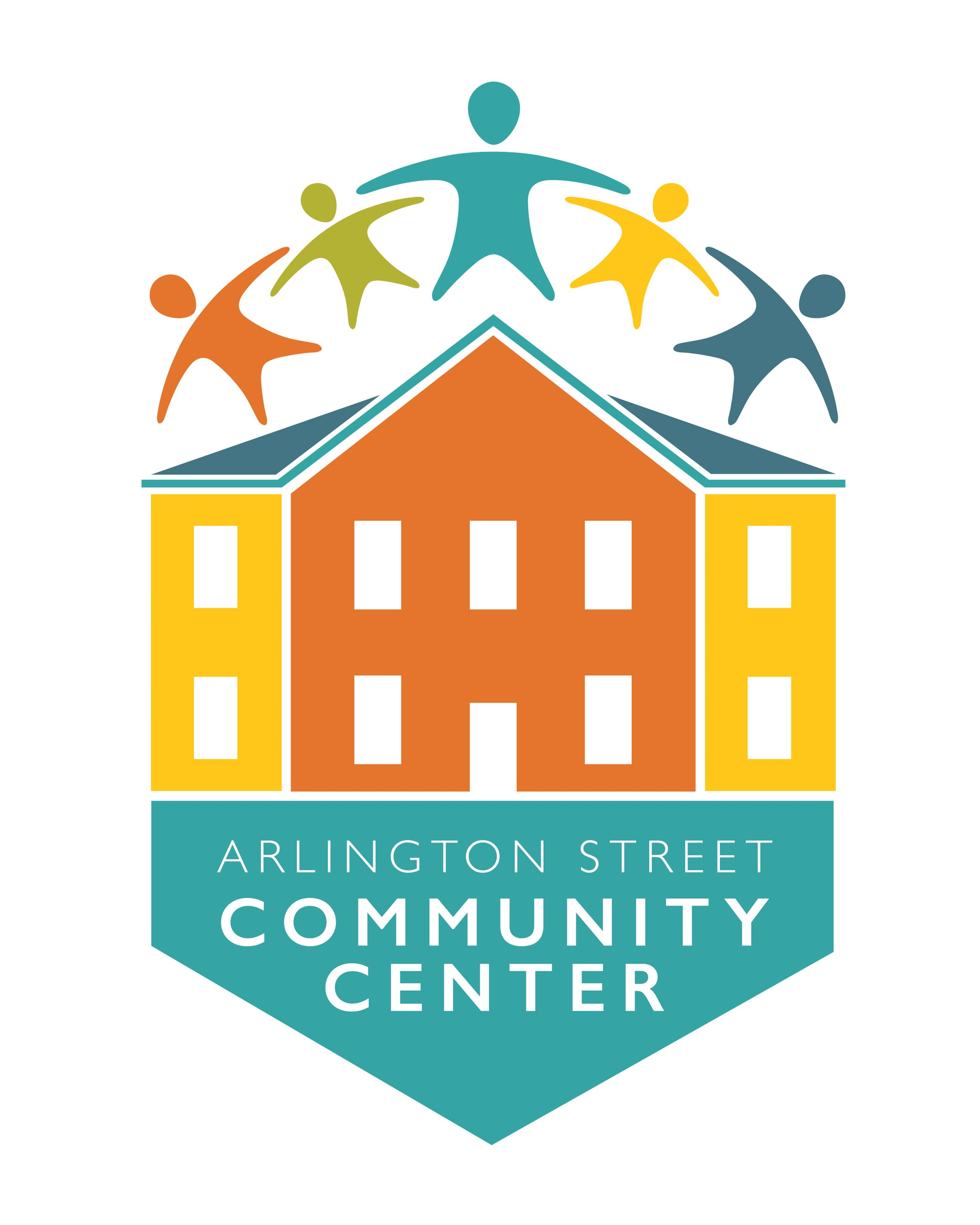Arlington Street Community Center Logo