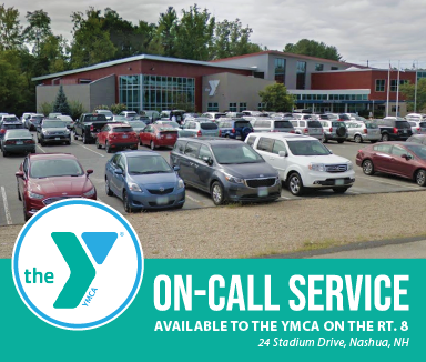 YMCA On-Call Service Available