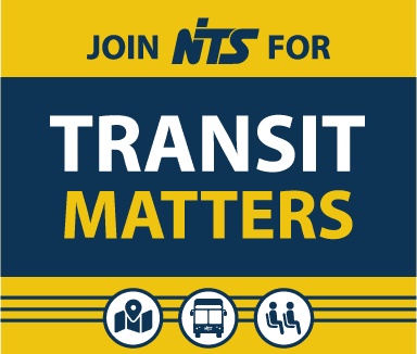 Join NTS for Transit Matters!