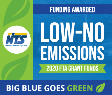 NTS awarded 2020 FTA Low-No Emissions Grant Funds