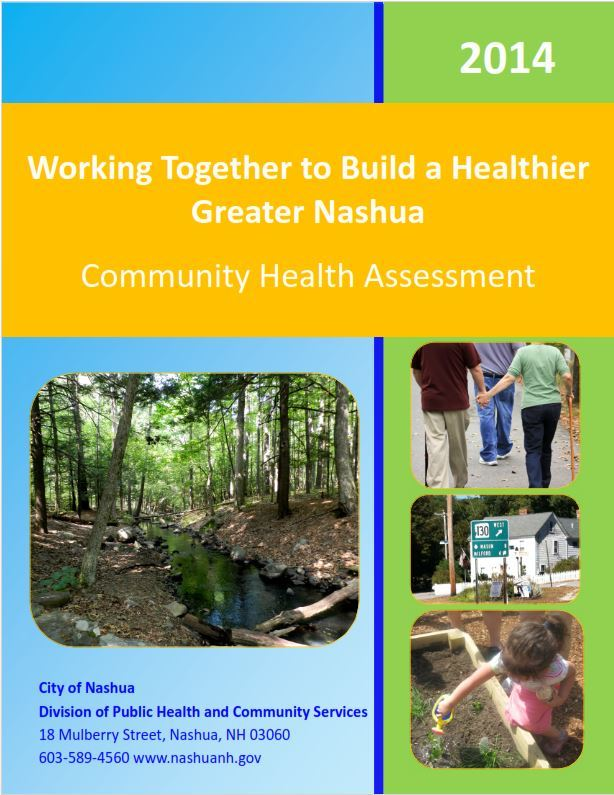 2014 Working Together Towards a Greater Nashua, Community Health Assessment