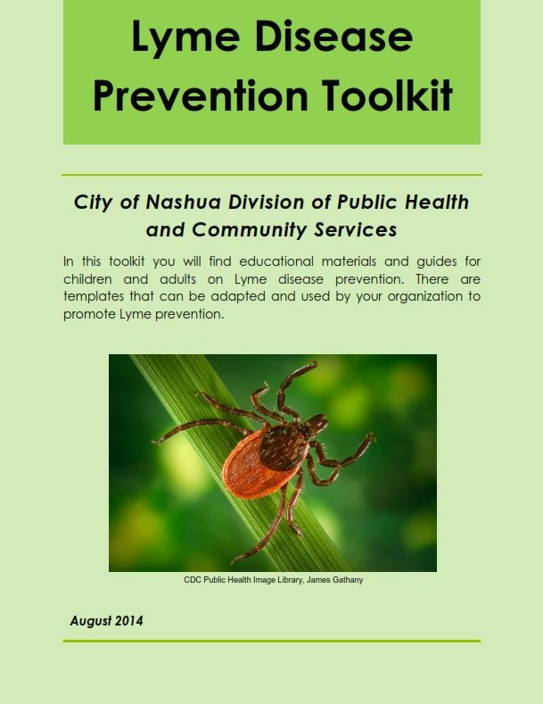 Lyme Disease Prevention Toolkit