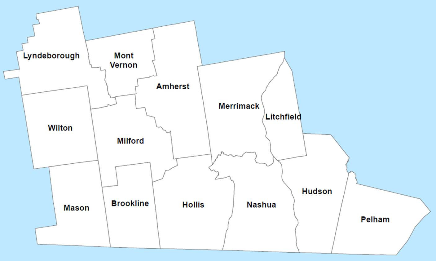Greater Nashua Public Health Region