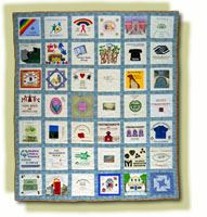 Mayor&#39s Volunteer Recognition Committee Quilt